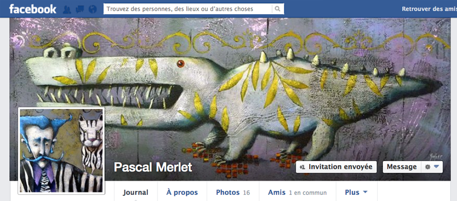 Page-facebook-Pascal-MERLET